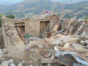 CHC na aardbeving